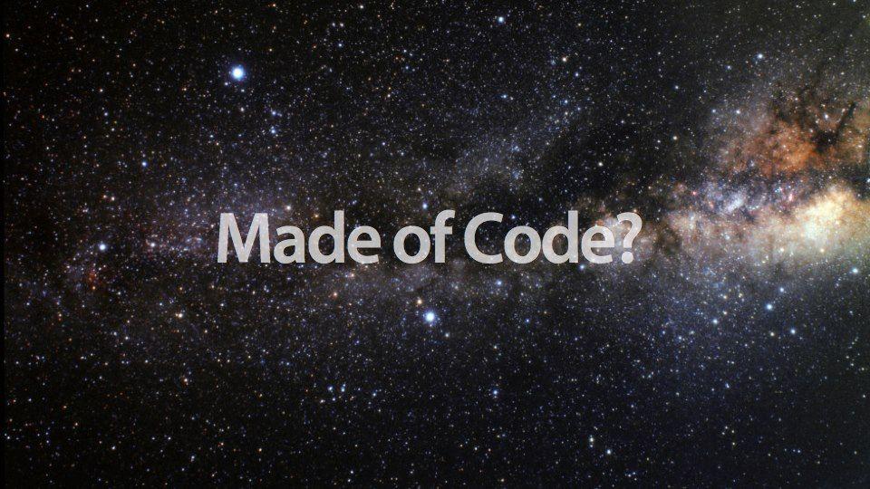 Programmed Universe Final