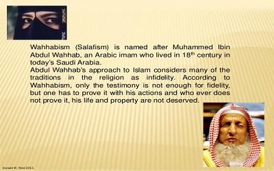 Wahabi Islam